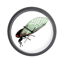 Cicada Wall Clock