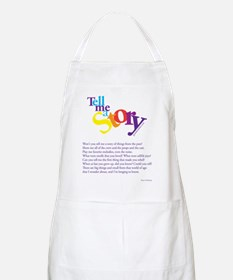 Tell me a story Apron