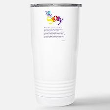 Tell me a story Travel Mug
