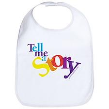 Tell me a story Bib