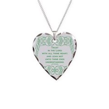 Proverbs 3:5 The Word Necklace