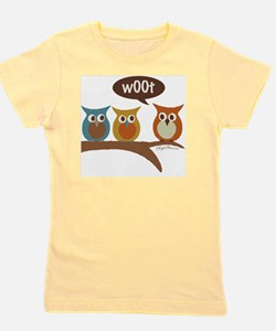 Unique Branches Girl's Tee