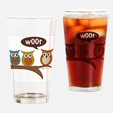 Cute Leet Drinking Glass