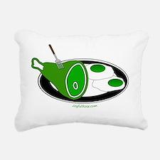 Cute Comics cartoons Rectangular Canvas Pillow