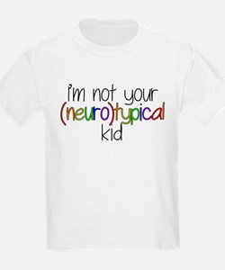 Not Neurotypical Kid T-Shirt