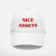 Nice Assets Baseball Baseball Cap