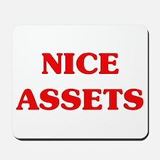 Nice Assets Mousepad