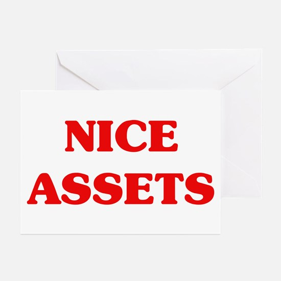 Nice Assets Greeting Cards (Pk of 10)