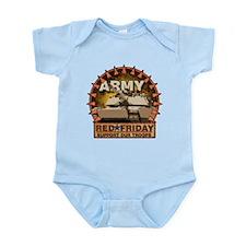 Abrams Tank Infant Bodysuit