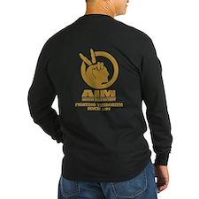 Aim (fighting Terrorism Since Long Sleeve T-Shirt