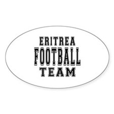Eritrea Football Team Decal