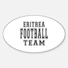 Eritrea Football Team Decal