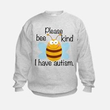 Autism Bee Sweatshirt