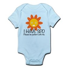 I Have SPD Infant Bodysuit
