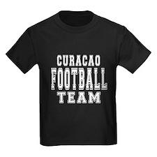 Curacao Football Team T