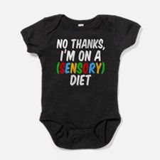 Cute Processing Baby Bodysuit