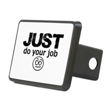 JUST Do Your Job Hitch Cover