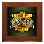 Chancellorsville (battle)1.png Framed Tile