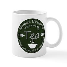 Green Tea Dreams Mugs