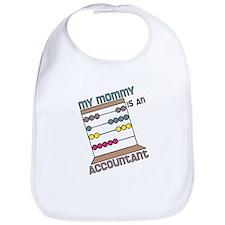 Mommy Accountant Bib