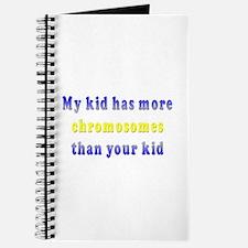 More Chromosomes Journal