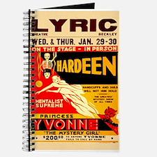 Hardeen In Person 1921 Journal