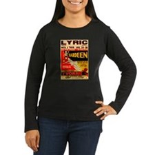 Hardeen In Person 1921 Long Sleeve T-Shirt