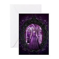 Lavender Fairy Greeting Card