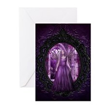 Lavender Fairy Greeting Cards (Pk of 10)