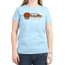 Muffin Women's Pink T-Shirt