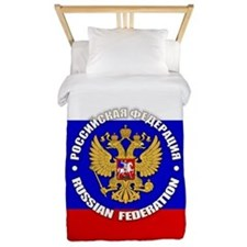 Russian Federation Twin Duvet