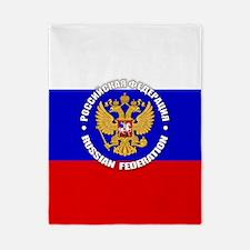 Russian Federation Twin Duvet