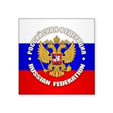 Russian Federation Sticker