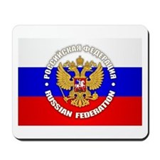 Russian Federation Mousepad