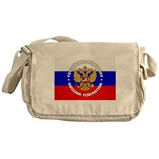 Russian Federation Messenger Bag