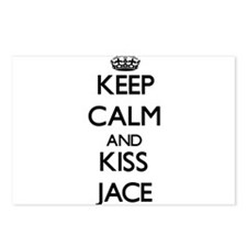 Keep Calm and Kiss Jace Postcards (Package of 8)