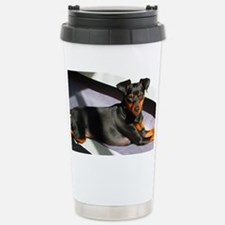 Min Pin Travel Mug