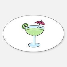 Umbrella Drink Decal
