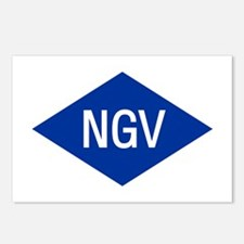 NGV Postcards (Package of 8)