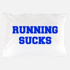 running-sucks-FRESH-BLUE Pillow Case