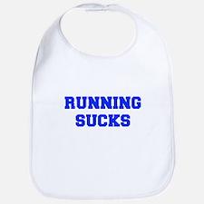 running-sucks-FRESH-BLUE Bib