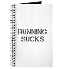 running-sucks-CAP-GRAY Journal