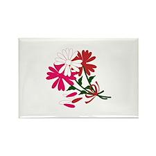 Valentine Bouquet Magnets