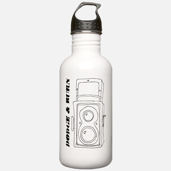 Dodge & Burn Water Bottle