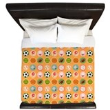 Volleyball duvet Duvet Covers