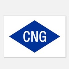 CNG Postcards (Package of 8)