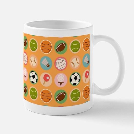 Sports Equipment Mug