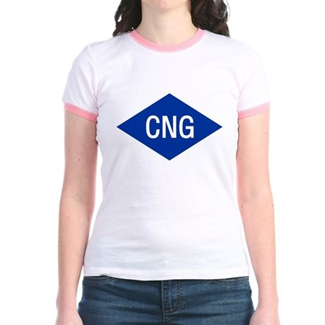 CNG Jr. Ringer T-Shirt