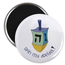 Spin My Dreidel! Magnets