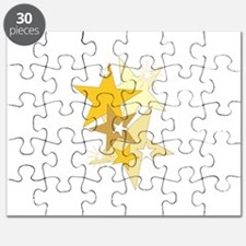 Gold Stars Puzzle